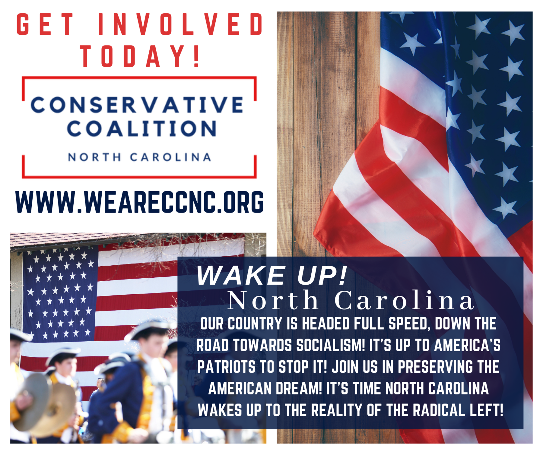 Conservative Coalition of NC: 2020 VICTORY FUND