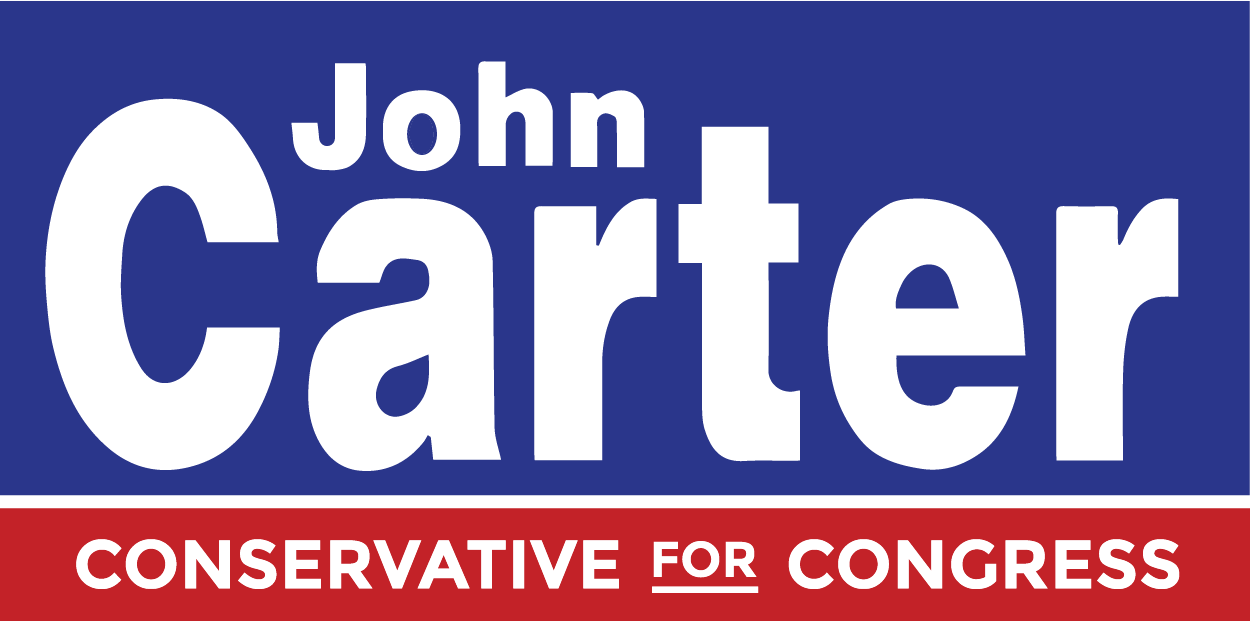 Judge Carter: JohnCarterforCongress.com