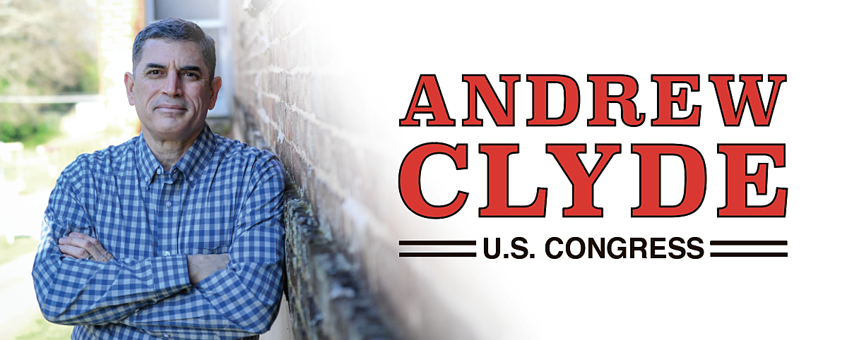 Andrew Clyde for Congress: Clyde for Congress