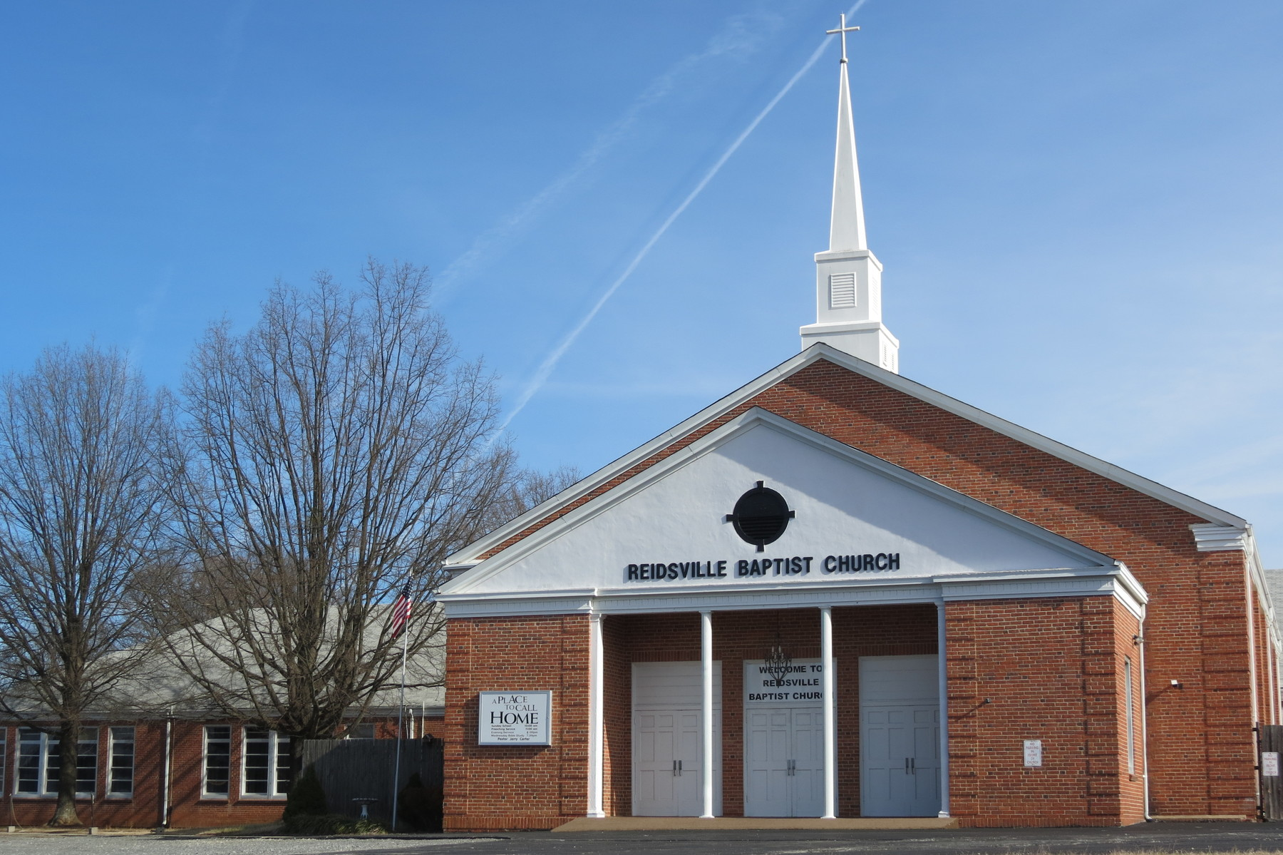 Reidsville Baptist Church: Tithes and Offerings