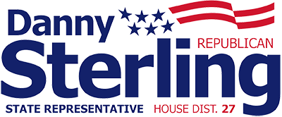 Danny Sterling for HD27: Sterling for House