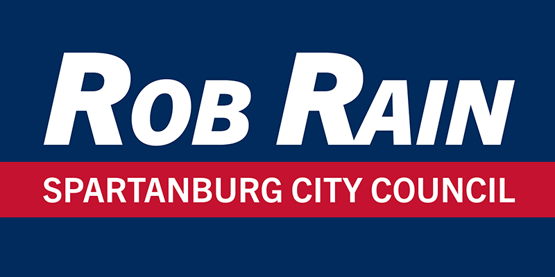 Rob Rain for City Council: General Fund