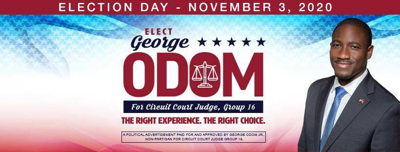 Committee to Elect George Odom, Jr.: Main Link