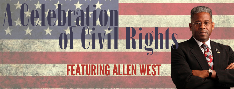 Guilford County Young Republicans: A Celebration of Civil Rights ft. Lt. Col. Allen West