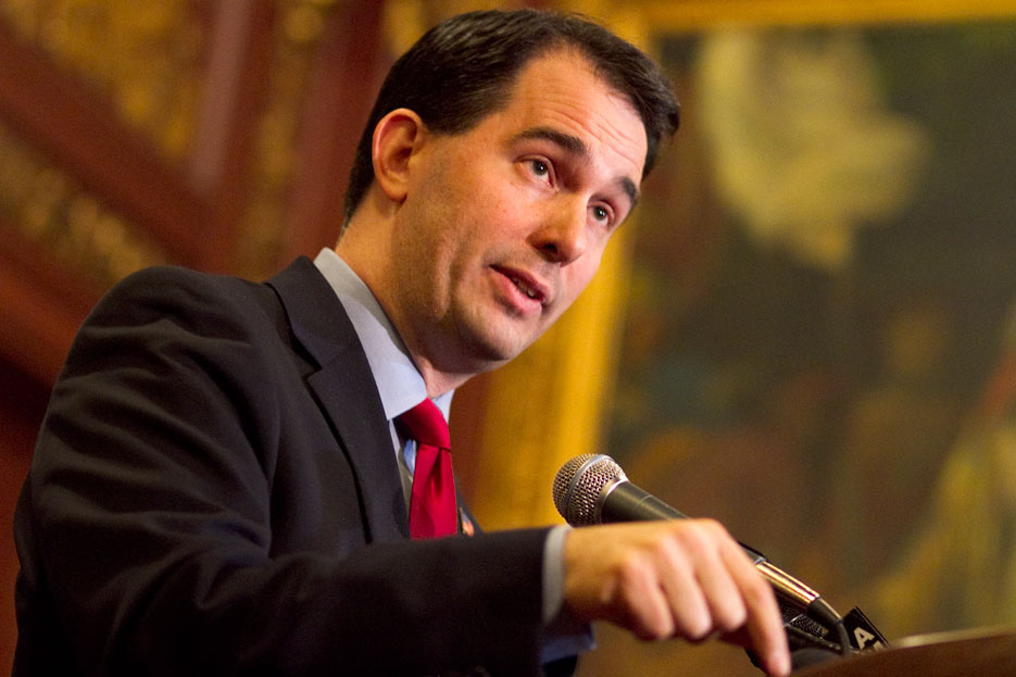 Revive America PAC: Re-Elect Gov. Scott Walker