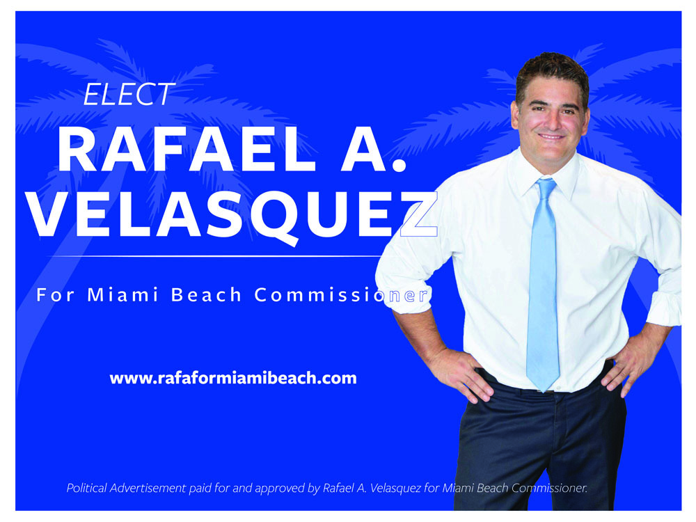 RAFA FOR MIAMI BEACH: General Fund
