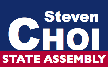 Steven Choi for Assembly 2022: General Fund