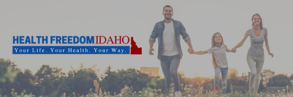Health Freedom Idaho: Annual Membership