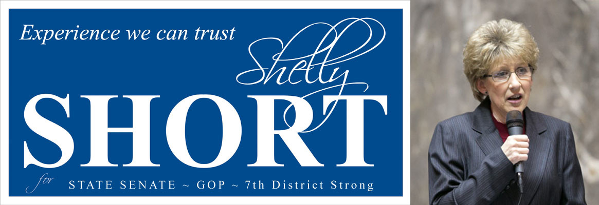 Shelly For State: Shelly Short's Senate Campaign