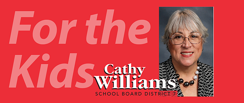 Committee to Elect Cathy Williams: General Fund - CW