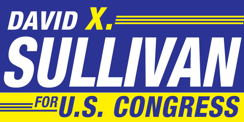 Sullivan for Congress: David X. Sullivan for U.S. Congress