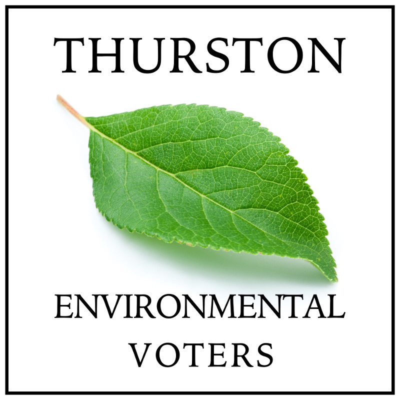 Thurston Environmental Voters: Political Action