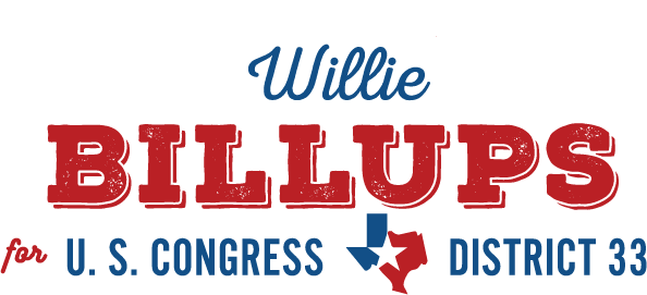 Billups For Congress: New Campaign