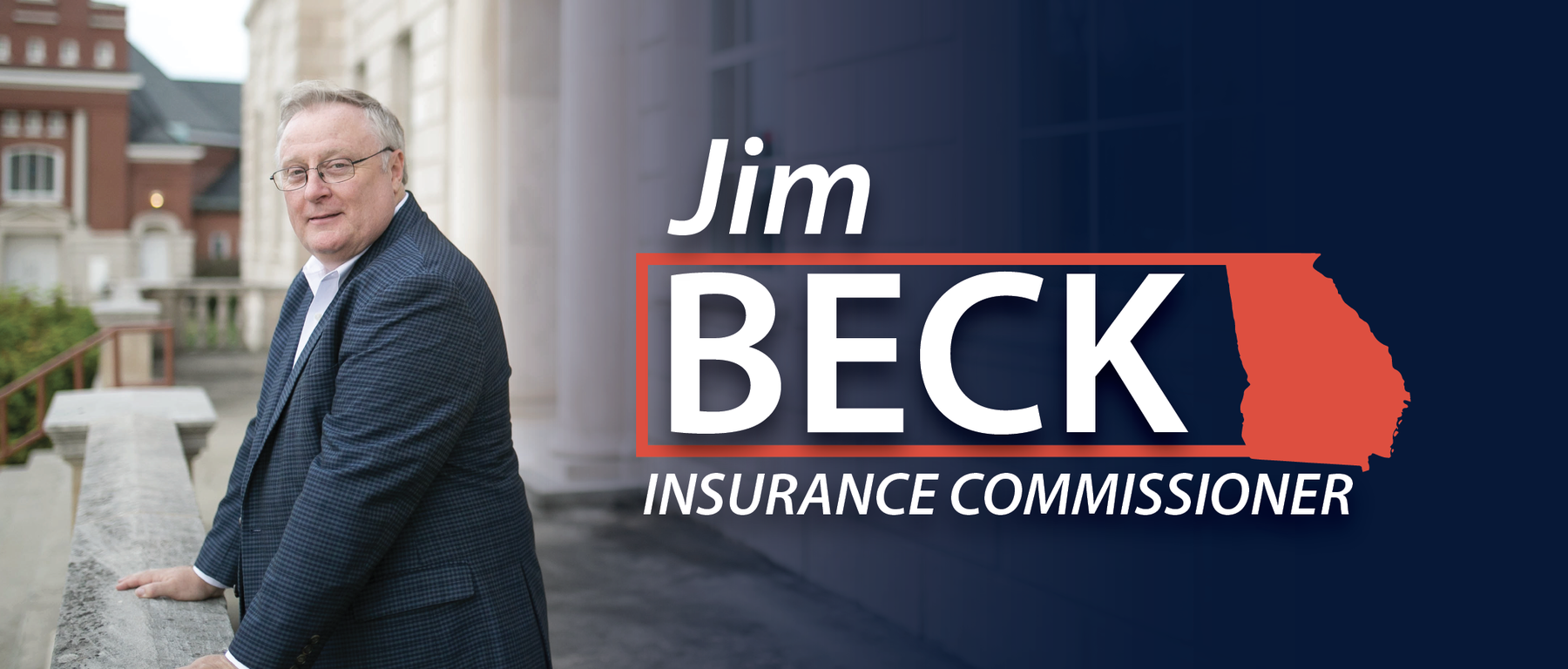 Jim Beck for Georgia: Jim Beck for Insurance Commissioner