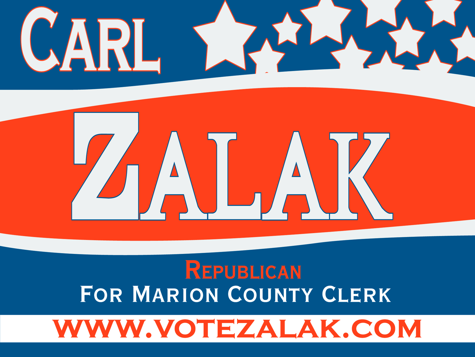 Carl Zalak Campaign: General Fund