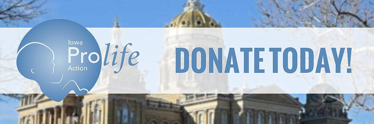 Iowa Pro-Life Action: IPLA Donate Page