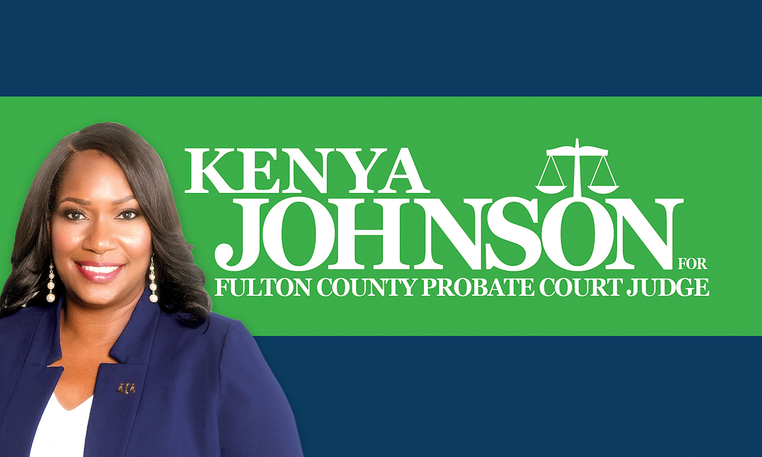 Kenya Johnson For Fulton County Judge: Elect Kenya Johnson