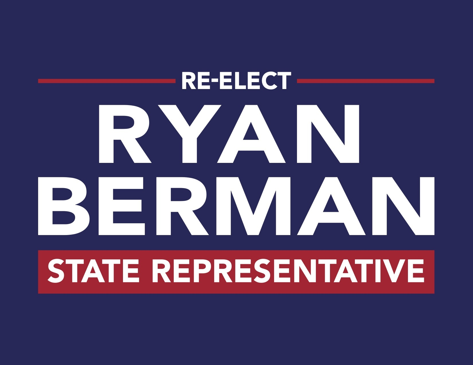 Elect Ryan Berman: General Election