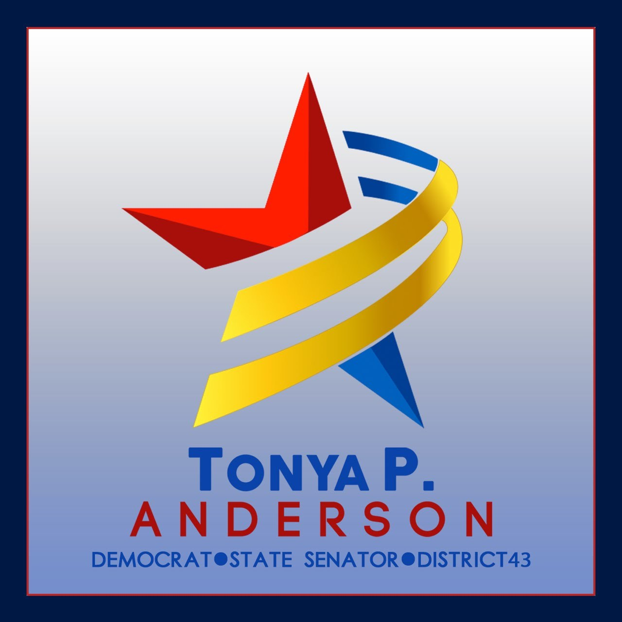 Sen. Tonya P. Anderson: Sen. Tonya Anderson Re-Election