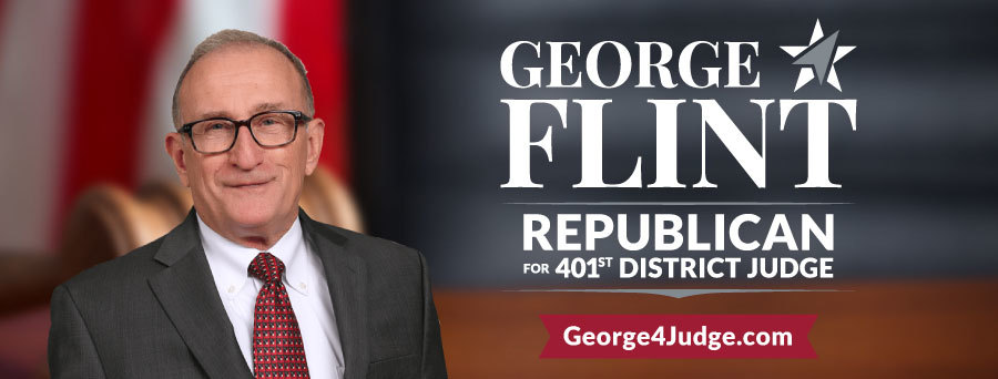 George Flint Judicial Campaign: Donate