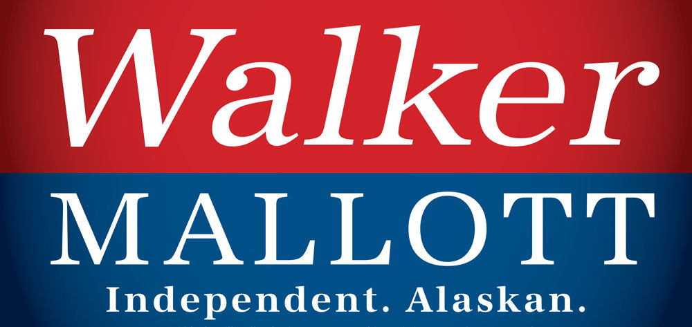 Walker Mallott for Alaska: Bill Walker for Governor