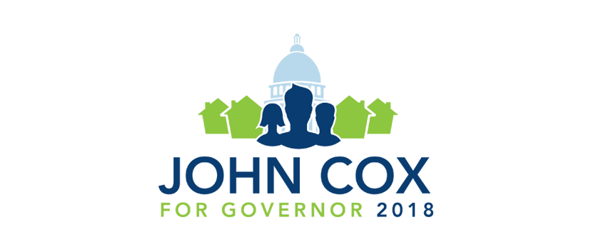 John Cox for Governor 2018: Website