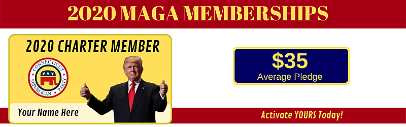 Connecticut Republicans: MAGA Charter Memberships