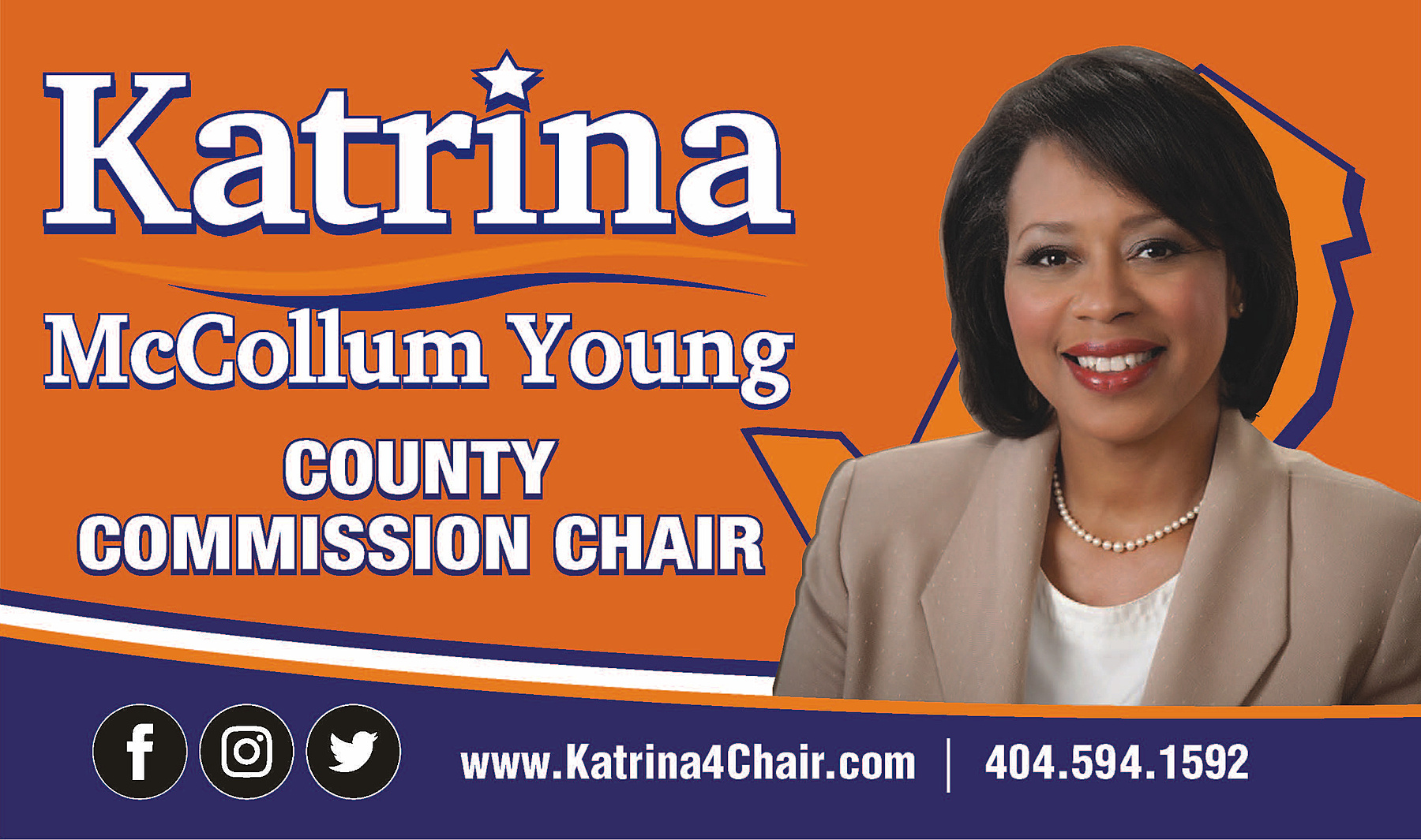 Katrina for Chair: Katrina for BOC Chair