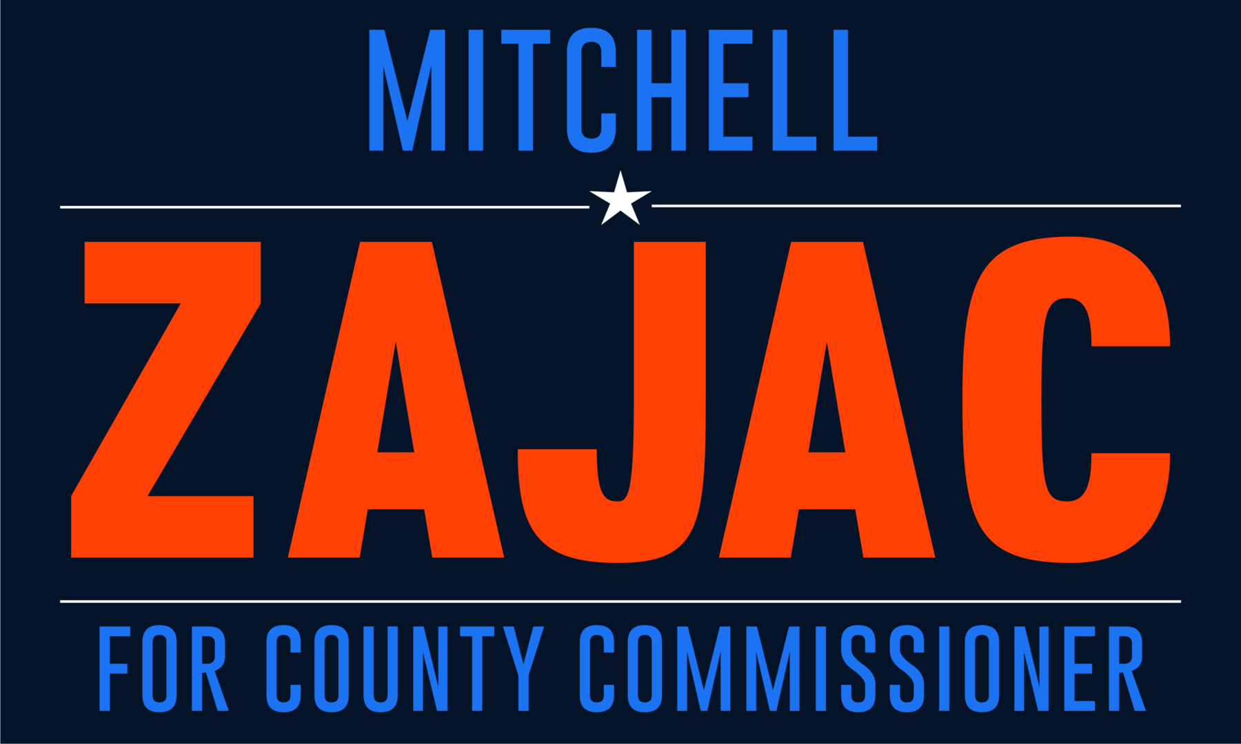 Mitchell Zajac Commissioner Committee: Butzel Long Fundraiser