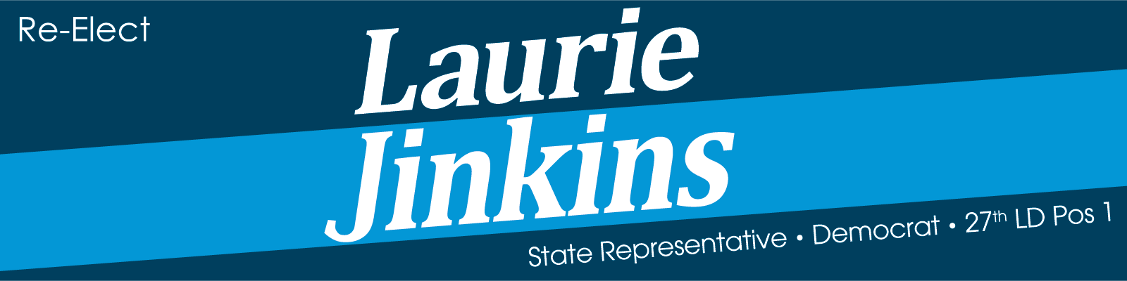 Friends of Laurie Jinkins: 2020