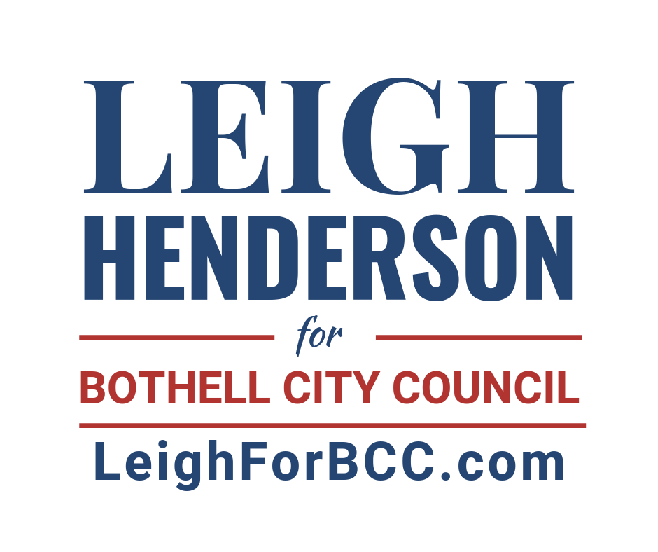LeighforBCC: General Fund