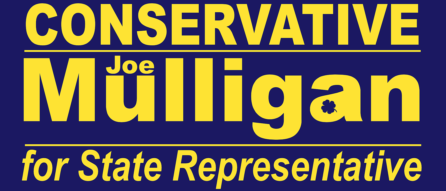 Mulligan for St. Rep.: General Fund
