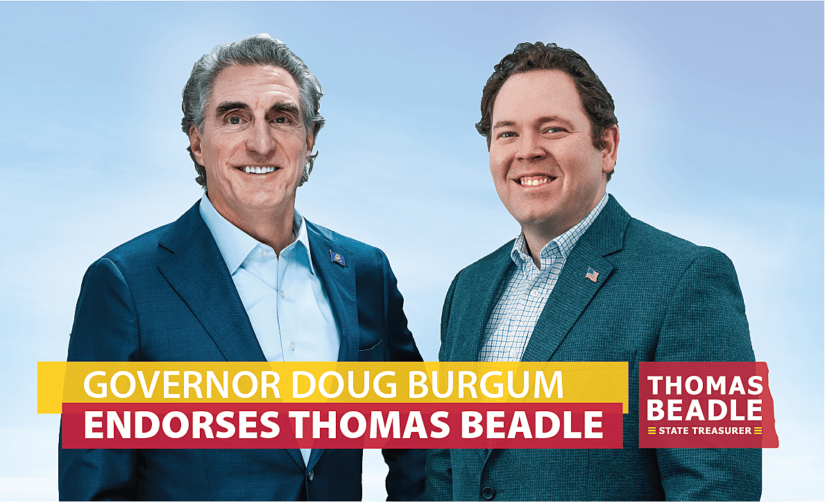 Friends of Thomas Beadle: We can count on Thomas!