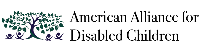 The American Alliance For Disabled Children: General Fund